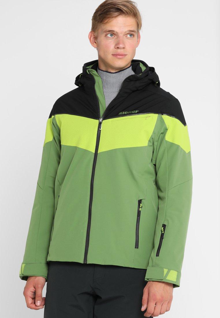 Ziener - TAKOSH - Ski jacket - olive