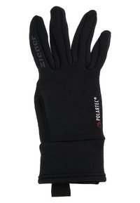 Ziener - IDIWOOL TOUCH GLOVE MULTISPORT - Gants - black - 2