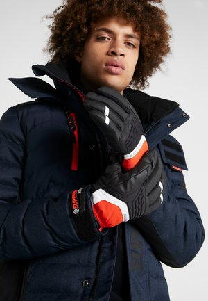 GALVIN GLOVE SKI ALPINE - Handsker - new red