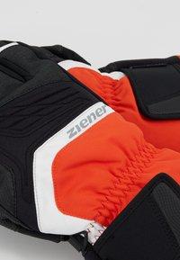 Ziener - GALVIN GLOVE SKI ALPINE - Handschoenen - new red - 4