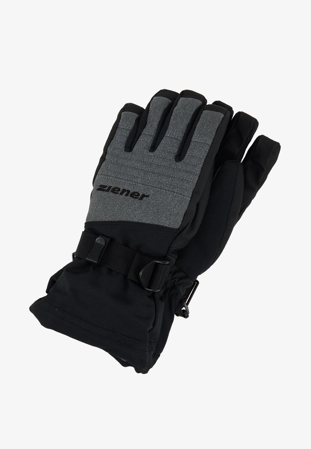 GANNIK GLOVE SKI ALPINE - Guanti - grey denim