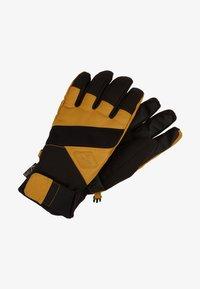 Ziener - GIX AS GLOVE SKI ALPINE - Handschoenen - black - 2
