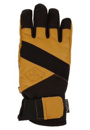 GIX AS GLOVE SKI ALPINE - Handsker - black