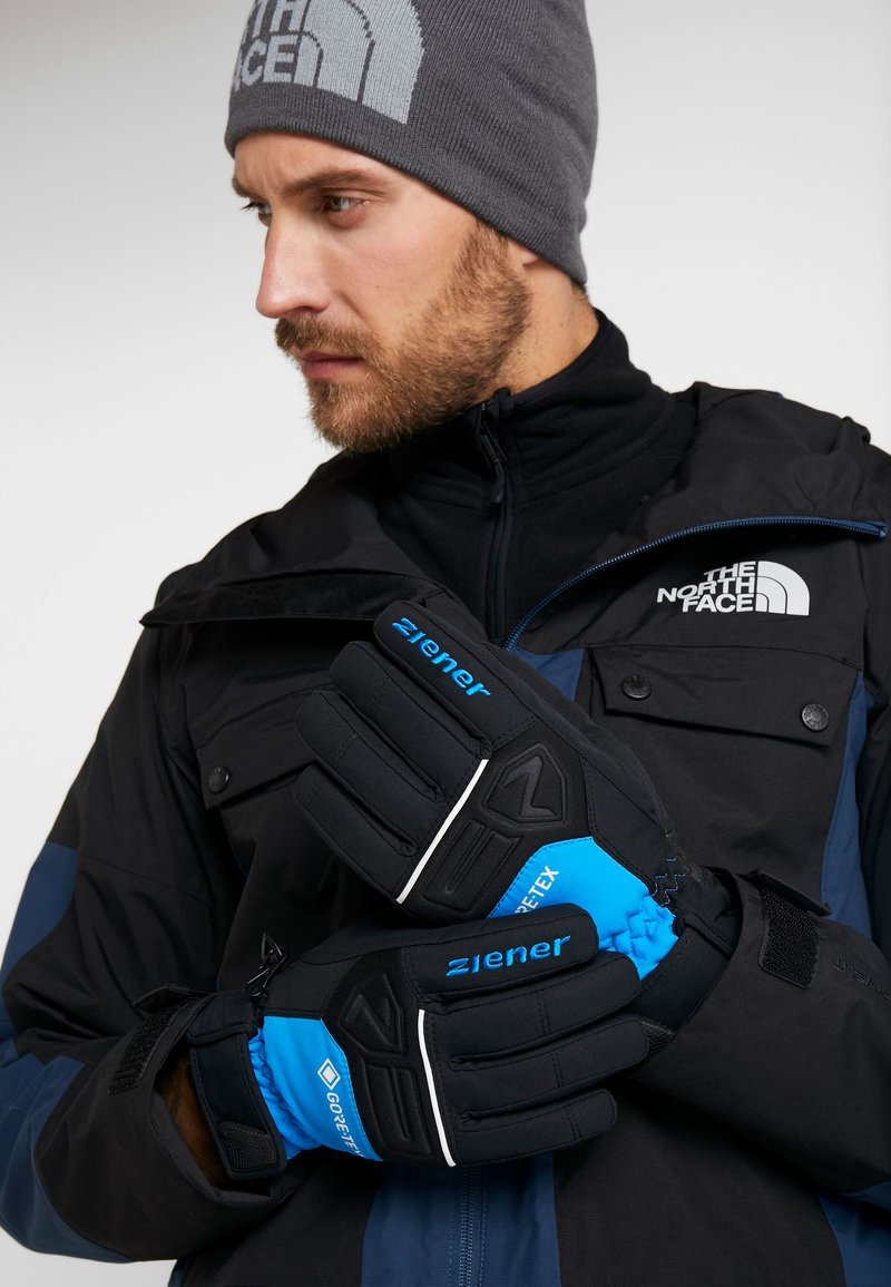 Ziener - GREGGSON GLOVE SKI ALPINE - Gants - persian blue
