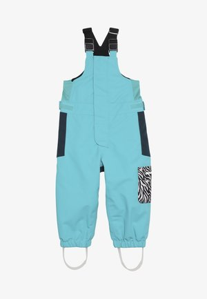 ALENA MINI - Pantaloni da neve - mermaid green