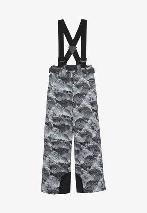 ANDO JUNIOR - Pantalon de ski - grey mountain