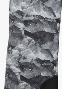 Ziener - ANDO JUNIOR - Zimní kalhoty - grey mountain - 3