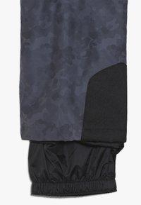 Ziener - ANDO JUNIOR - Snow pants - grey night - 3