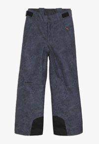 Ziener - ANDO JUNIOR - Snow pants - grey night - 2