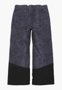 Ziener - AYULES JUNIOR - Zimní kalhoty - grey night - 1