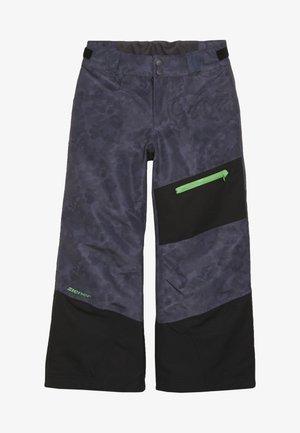 AYULES JUNIOR - Snow pants - grey night