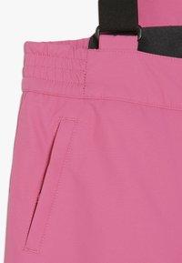 Ziener - ALENKO JUNIOR - Zimní kalhoty - pink dahlia - 2