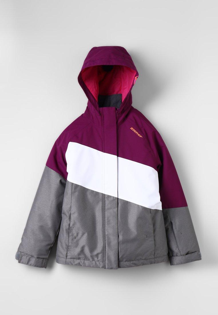 Ziener - ABBI - Ski jacket - earth stru