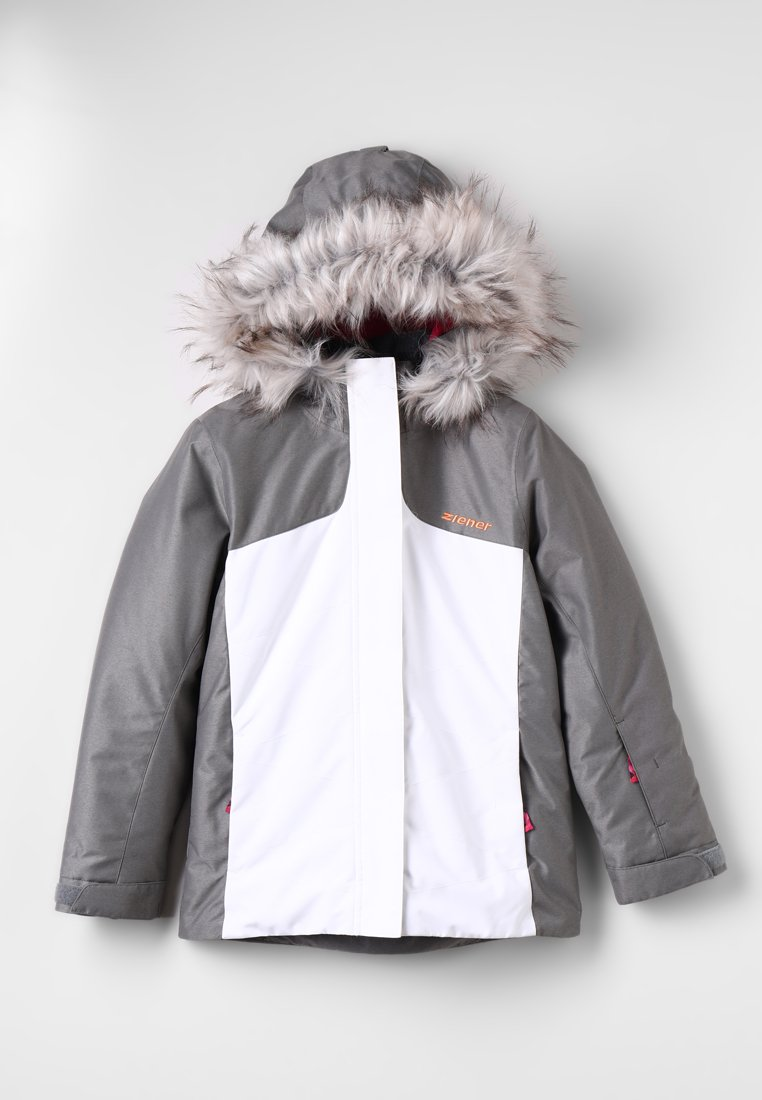 Ziener - ASINA - Ski jacket - white