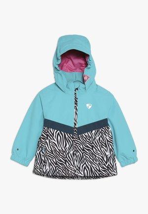 AMAI MINI - Ski jacket - turquoise/black