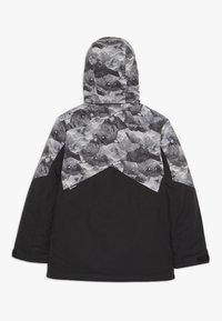 Ziener - AVAN JUNIOR - Ski jacket - black - 1