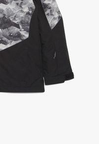 Ziener - AVAN JUNIOR - Ski jacket - black - 3