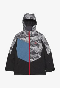 Ziener - AVAN JUNIOR - Ski jacket - black - 2