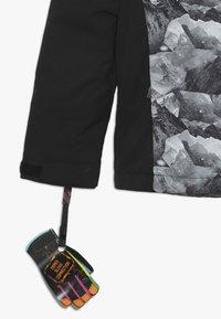 Ziener - ALIAM JUNIOR - Ski jacket - black - 2