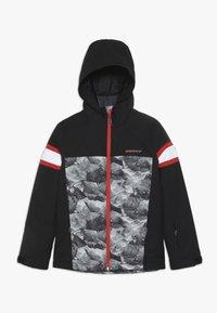 Ziener - ALIAM JUNIOR - Ski jacket - black - 0