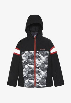 ALIAM JUNIOR - Ski jacket - black