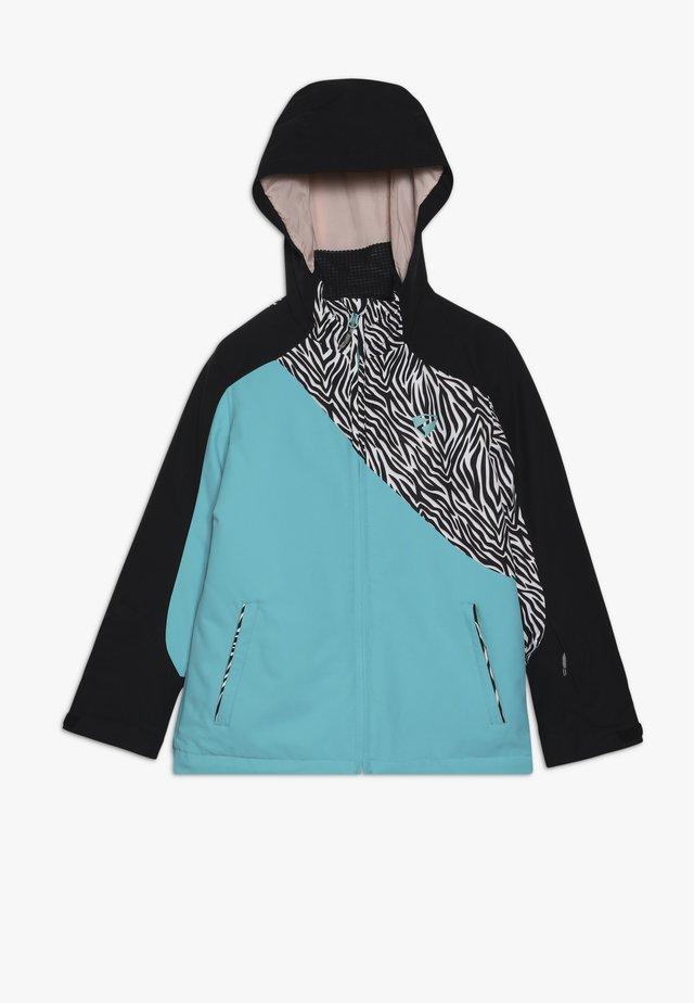 ABELLA JUNIOR - Ski jacket - mermaid green