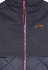 Ziener - ALULA JUNIOR - Ski jacket - grey nigh - 5