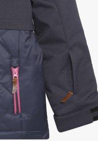 Ziener - ALULA JUNIOR - Ski jacket - grey nigh - 3