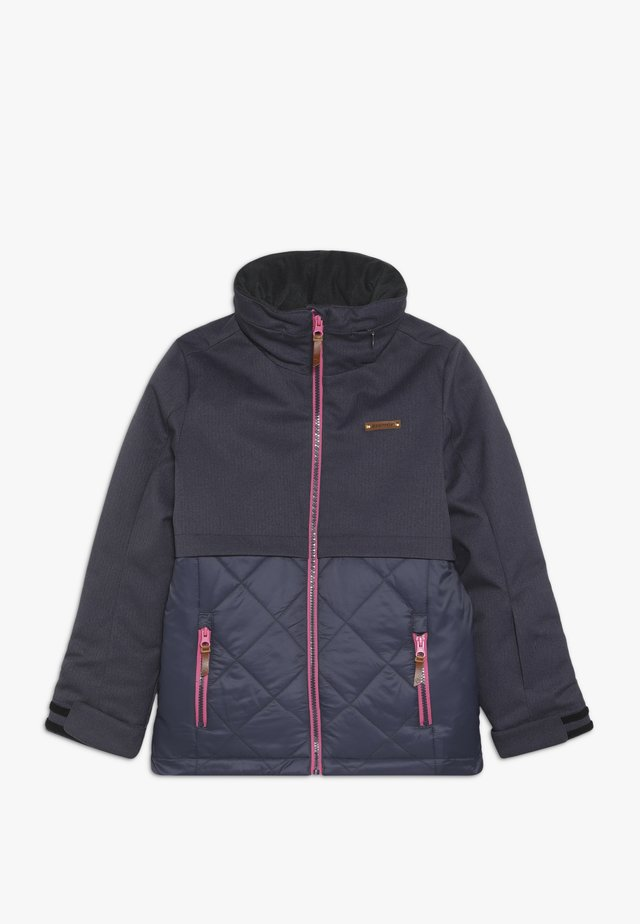 ALULA JUNIOR - Skijacke - grey nigh