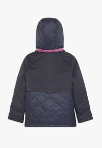 Ziener - ALULA JUNIOR - Ski jacket - grey nigh - 2