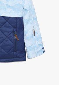 Ziener - ALULA JUNIOR - Ski jacket - blue mountain - 5
