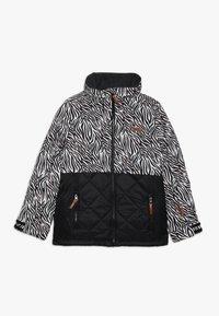 Ziener - ALULA JUNIOR - Ski jacket - black - 0