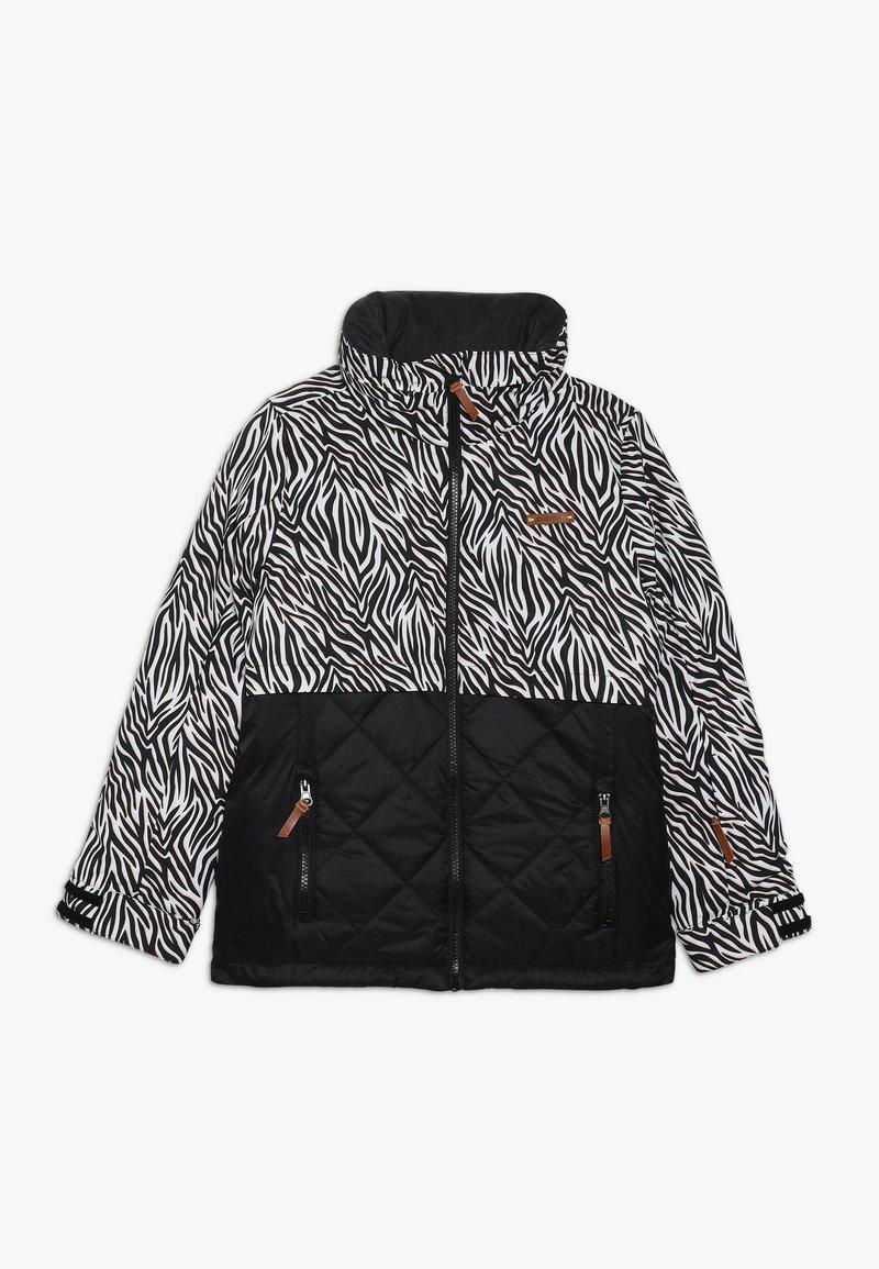 Ziener - ALULA JUNIOR - Ski jacket - black