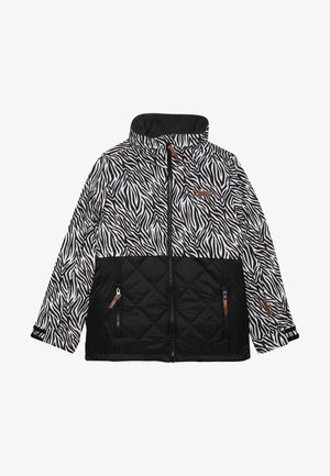 ALULA JUNIOR - Skijacke - black
