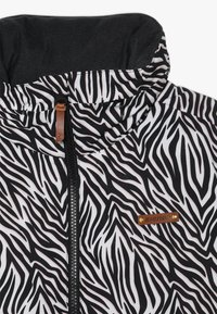 Ziener - ALULA JUNIOR - Ski jacket - black - 5