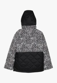 Ziener - ALULA JUNIOR - Ski jacket - black - 2