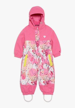 ANUP MINI - Lyžařská kombinéza - pink