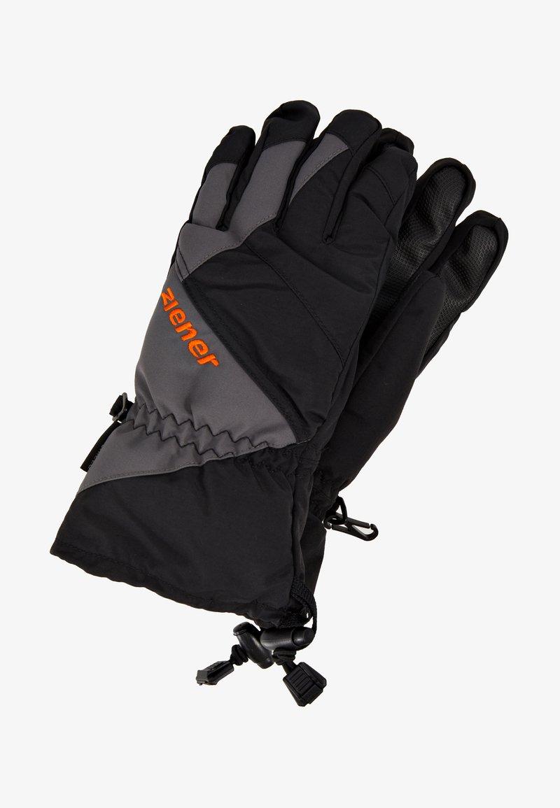 Ziener - AGIL JUNIOR - Handsker - black