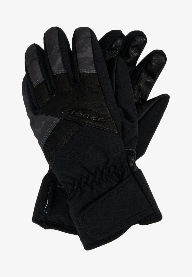 Ziener - LOX  JUNIOR - Handschoenen - magnet camo print