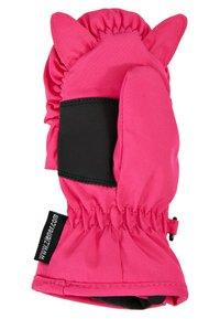 Ziener - LAFAUNA AS® MINIS - Mittens - pop pink - 2