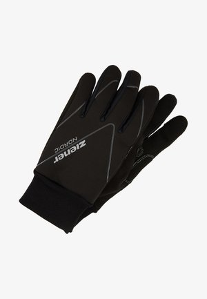 UNICO JUNIOR - Fingerhandschuh - black