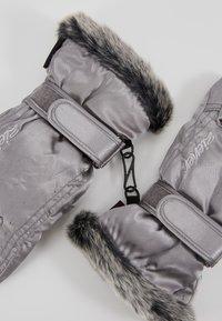 Ziener - LIM GIRLS - Gloves - metallic silver - 3