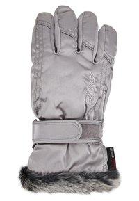 Ziener - LIM GIRLS - Gloves - metallic silver - 1