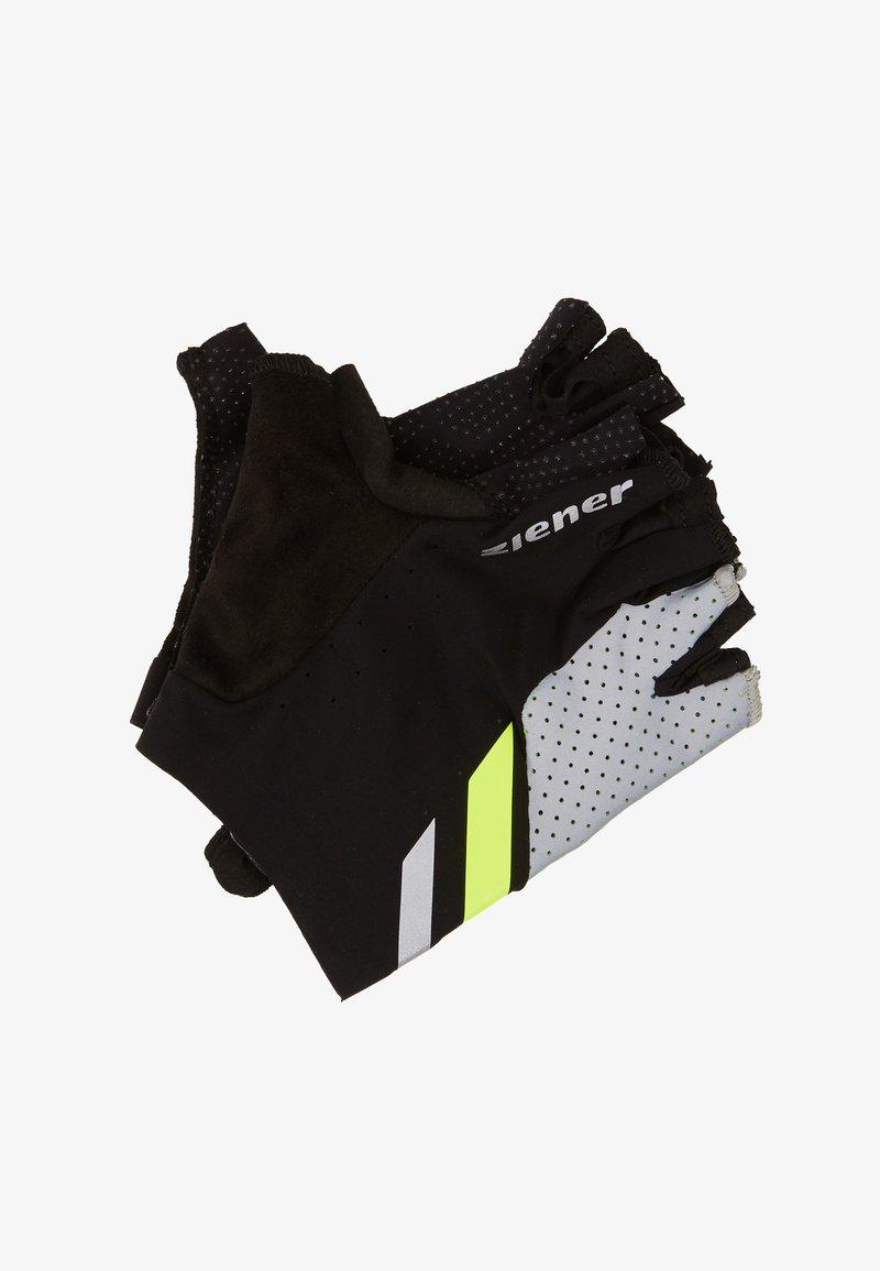 Ziener - CHELESTE - Kurzfingerhandschuh - black