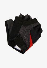 Ziener - CRAVE - Kortfingerhandsker - flint melange - 0