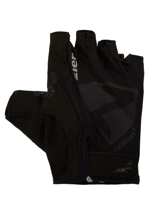 CANSEN - Fingerless gloves - black