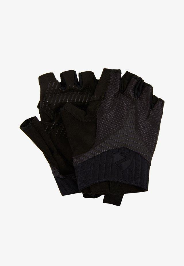 CENO - Rukavice bez prstů - black