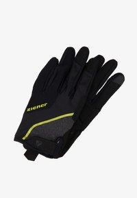 Ziener - CLYO TOUCH LONG - Fingerhandschuh - bitter lemon - 0