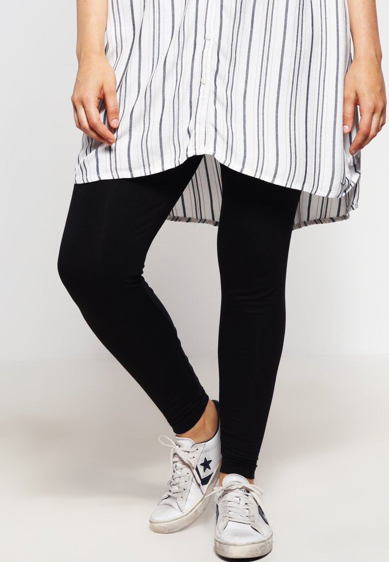 Zizzi - Leggings - black