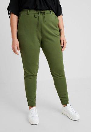 ZMADDISON CROPPED PANT - Spodnie treningowe - ivy green